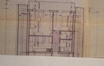Ansprechende 2-Zimmer-DG-Wohnung zur Miete in Niederschopfheim