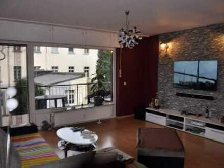Freundliche 2-Zimmer-Wohnung mit Balkon in Krefeld