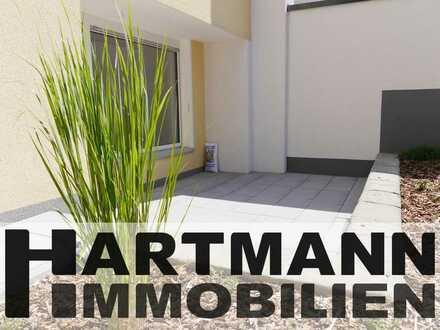 Modernisierte Komfort-Wohnung mit zwei Terrassen am neuen Kurpark in Bad Soden!