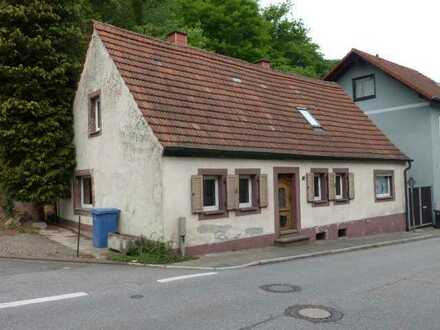 Alte Hütte mit Potential