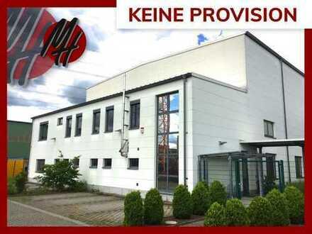 PROVISIONSFREI! Lager-/Produktionsflächen (950 qm) & Büro-/Sozialflächen (260 qm) zu vermieten