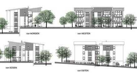 Erstbezug: attraktive 3-Zimmer-Wohnung mit Balkon in Neuenrade