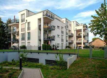 Klein aber fein: Lichtdurchflutete 1 Zimmer-Wohnung (34m²) mit Balkon & Tiefgarage in Rastatt
