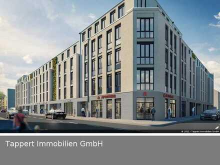 Köln-Ehrenfeld, Neubau, Ladenlokalfläche in Praxishaus zu vermieten