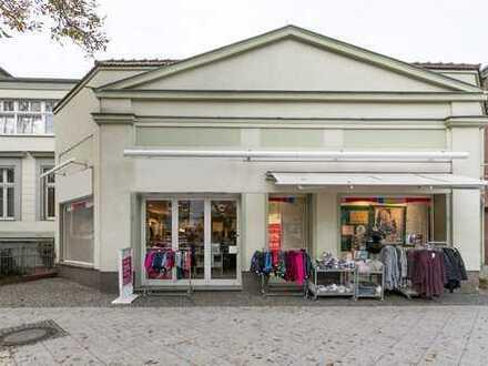 Ladeneinheit am S-Bhf Königs Wusterhausen