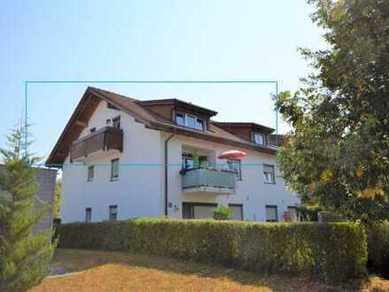 Gemütliche und überraschend geräumige Wohnung in Küssaberg - Rheinheim!