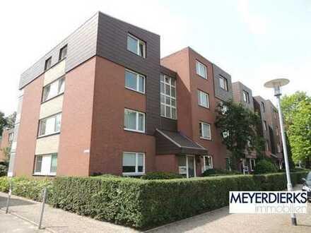 Oldenburg - Junkerburg: 3-Zimmer-Wohnung mit EBK in zentraler, ruhiger Lage