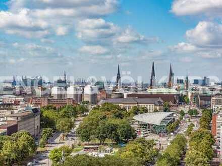 Neubauprojekt Konrad - Wohnung mit tollem Blick über Hamburg