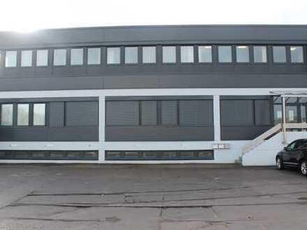 550,00 m² beheizte Lagerfläche und 125,00 m² Bürofläche! Provisionsfrei!