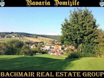 ***BAVARIA DOMIZILE: TRAUMHAFTE 3 ZIMMER-WOHNUNG MIT BALKON AM GOLFPLATZ IN OBERUTTLAU/ HAARBACH!!!*