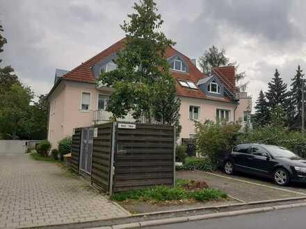 Gepflegte 2-Raum-Wohnung mit Balkon in Dresden
