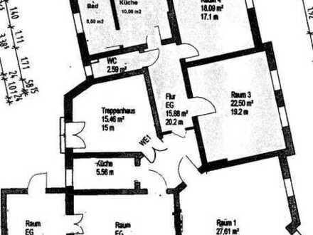 Saniertes Wohn- und Geschäftshaus in Weimar zu verkaufen
