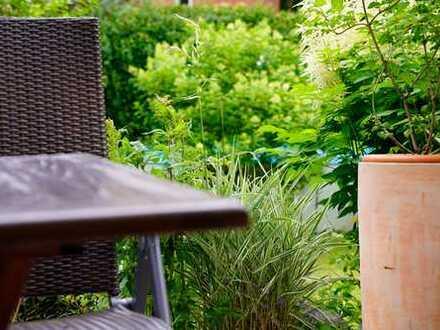 Moderne DHH in Lichterfelde für Gartenliebhaber