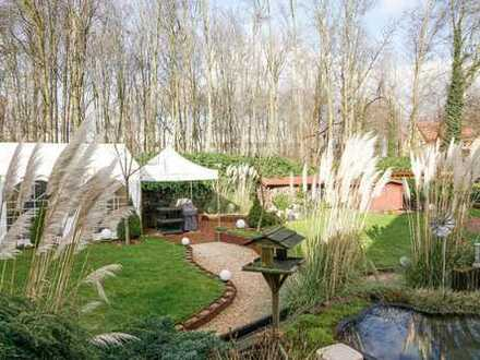 Schönes 2-Familienhaus mit herrlichem Garten in bester Lage von Bochum