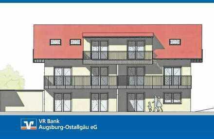 """***PROVISIONSFREI*** Neubau 3,0-Zimmer Etagenwohnung in Pfronten """"Bauvorhaben Tiroler Straße"""""""