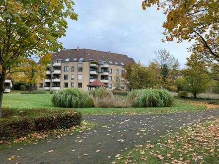 Nur für Senioren ab 60 Jahre: Helle 2-Zimmer-Wohnung in Brackwede