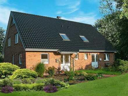 So könnte ihr Haus aussehen: Neubau Doppelhaushälfte in Tonndorf