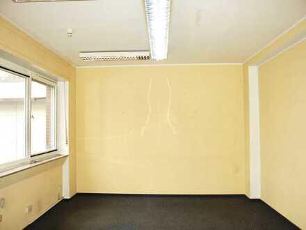 Ca. 40 qm Büro mit großer Lagerfläche und Garage zu vermieten, gute Verkehrsanbindung