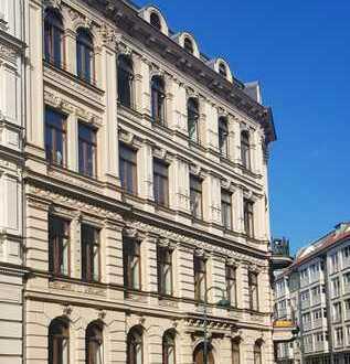 Optimal geschnittene Maisonette-Wohnung in einem repräsentativen Wohnhaus in bester Szene-City-Lage