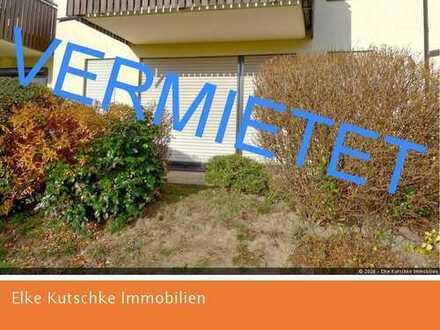 1-Raum Wohung mit neuer EBK und Terrasse bei Bautzen