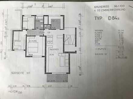 Schwerte-Holzen, Schöne 4 1/2 Zimmer Wohnung