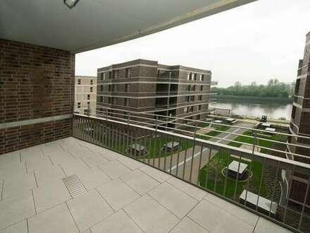 3 Zimmer Wohnung im Neubauprojekt Deichhäuser