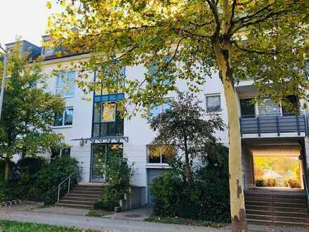 Wohnung 1-Zimmer Nähe Kulkwitzer See - EBK und TERRASSE