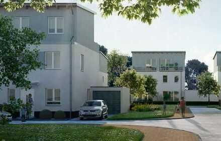 Doppelhaushälfte, Hanau ( Wohn-Nutzfläche: 149-193 qm)