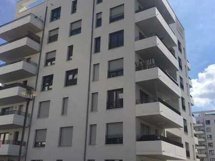 Geschmackvolle 3-Raum-EG-Wohnung mit Balkon und Einbauküche in Regensbrug