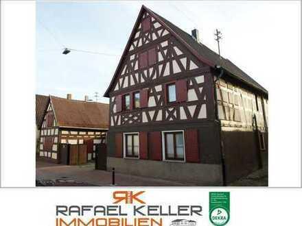 !!= Haus mit Charakter und Flair sucht neue Eigentümer! =!!