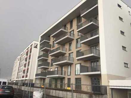 Erstbezug: schöne 3-Zimmer-Wohnung mit Einbauküche und Balkon in Ossendorf, Köln