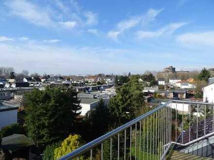 Gemütliches Dachappartement Köln-Westhoven, Rheinnähe