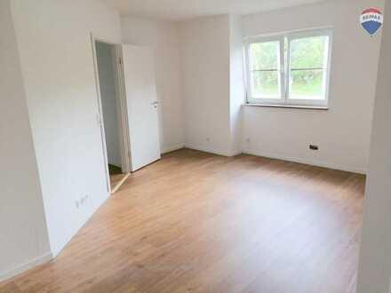 Ein Stück Freiheit - Helle 2-Zimmer EG Wohnung in ruhiger Lage mit herrlicher Aussicht!