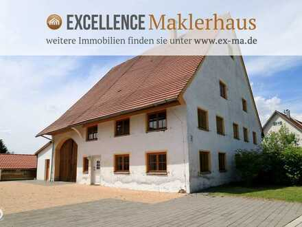 ***RESERVIERT*** Viel Platz in Haus und Tenne - Resthof in zentraler Lage!
