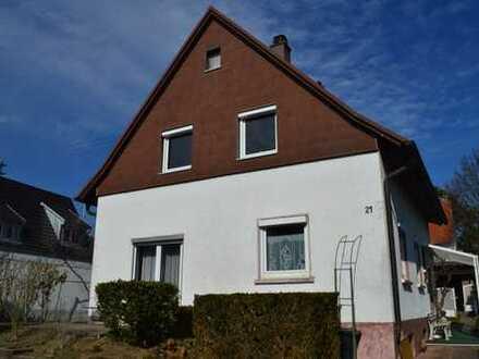 * Zweifamilienhaus Toplage in Rutesheim *