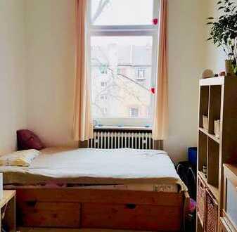 Schönes, möbliertes WG-Zimmer in Altbau, Nordstadt, (Un-)befristet