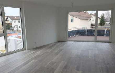 Provisionsfrei! Exklusive Neubauwohnung mit Balkon und Garage!