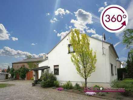 Modernisiertes Einfamilienhaus mit großem Hof und Garten in Groß Kreutz: SOLIDE. POTENTIAL. OPTIMAL.
