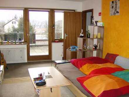 Gepflegte 1-Zimmer-Wohnung mit Balkon und EBK in Kempten (Allgäu)