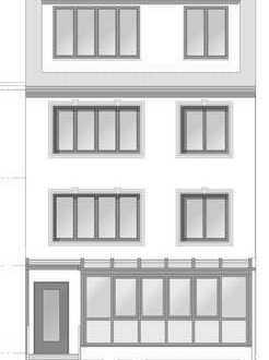 Exklusive 3 Zimmer im energetisch vollständig sanierten 4-Familienhaus