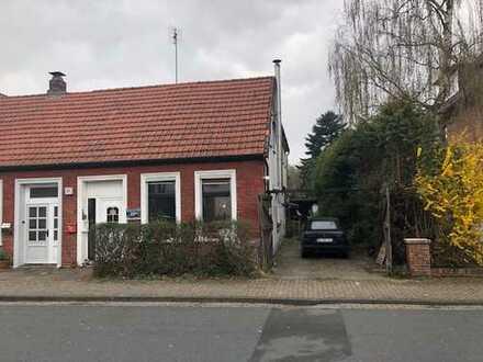Ein Haus in der Stadt