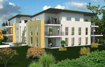 Haus B - 4 Zimmer Penthousewohnung im DG mit großer Dachterrasse (Wo 9)