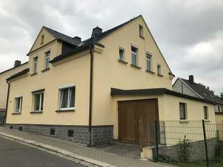 Schönes Haus mit sechs Zimmern in Schneeberg OT Neustädtel