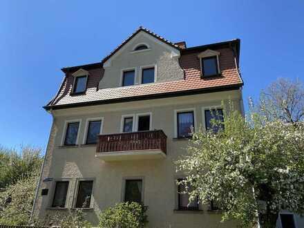 Günstige 3-Zimmer-Wohnung mit EBK in Wunsiedel mit Seeblick