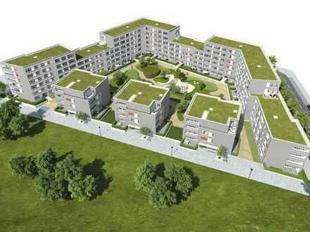 Erstbezug: exklusive 3-Zimmer-Wohnung mit EBK und Balkon in münchen