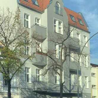 3 neue DG Wohnungen mit 68,06m²/2 Zi. + 48,38m²/2 Zi. + 24,99m²/1 Zi.