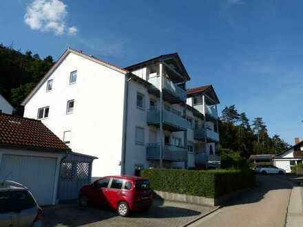 Große Mietwohnung mit Balkon und Garage in Kipfenberg