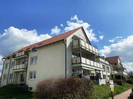 Drei-Zimmer-Wohnung bei Magdeburg - mit Stellplatz und Terrasse