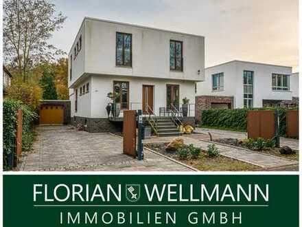 Bremen - Oberneuland | Stilvolles Einfamilienhaus mit Kamin und Teich in besonders bevorzugter Lage