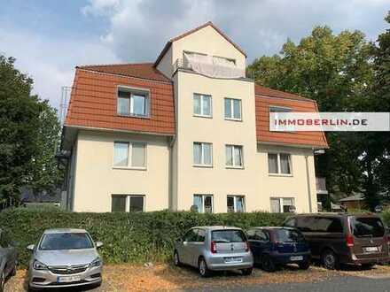 IMMOBERLIN: Sympathische vermietete Wohnung mit Sonnenterrasse